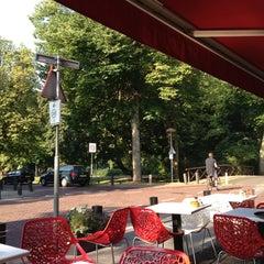 Photo taken at Parkcafé Buiten by Frank G. on 9/6/2013