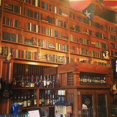 Photo taken at Library Bar by Mike B. on 4/20/2013