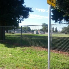 Photo taken at Pony Express Elementary School by Haley F. on 6/12/2013