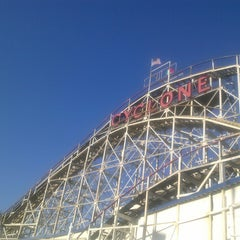 Photo taken at The Cyclone by Sean M. on 6/12/2013