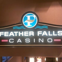 Photo taken at Feather Falls Casino & Lodge by Don O. on 12/23/2012