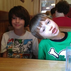 Photo taken at Perkins Restaurant & Bakery by Karon B. on 6/18/2013