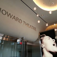 Photo taken at The Howard Theatre by Tony M. on 2/21/2013