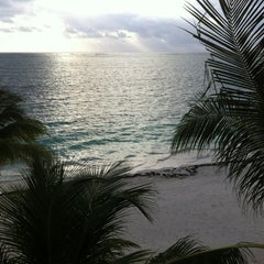 Photo taken at Zoëtry Paraiso de la Bonita Riviera Maya by Stacey P. on 2/19/2013
