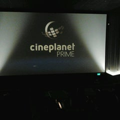 Photo taken at Cineplanet by Melissa H. on 6/15/2013