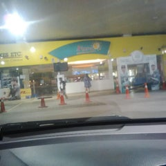 Photo taken at PETRONAS Station by Smart E. on 10/14/2015