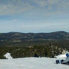 Photo taken at Bear Mountain Ski Resort by A F. on 2/2/2013