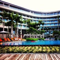 Photo taken at W Singapore by Jess J. on 12/23/2012