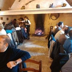 Photo taken at Las Cuevas del Vino by Roberto P. on 11/30/2013