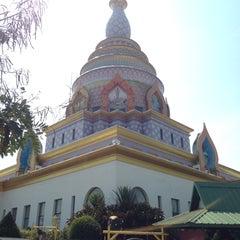 Photo taken at วัดท่าตอน by bo_minum on 2/11/2015