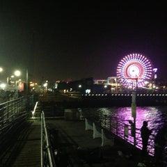 Photo taken at Santa Monica Pier by Luis enrique C. on 7/8/2013