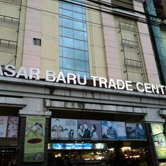 Photo taken at Pasar Baru Trade Center by Bakori A. on 4/21/2013