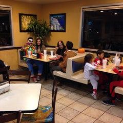 Photo taken at Jim's Famous Quarterpound Burger by Manuel M. on 11/1/2013