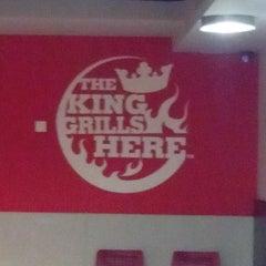 Photo taken at Burger King by Igor M. on 12/6/2013