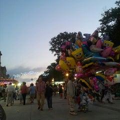 Photo taken at Avenida de Montero Rios by Maria Esther V. on 8/17/2013