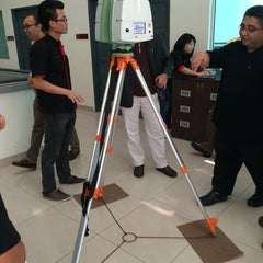 Photo taken at Faculty of Geoinformation and Real Estate by ikramane on 10/30/2014