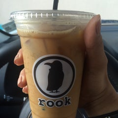 Photo taken at Rook Coffee by Marie Z. on 8/30/2015