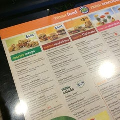 Photo taken at Tropical Smoothie Café by Lauren B. on 5/26/2014