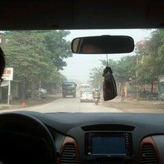 Photo taken at Trung Giã Sóc Sơn by Đỗ Việt Thanh on 10/7/2012