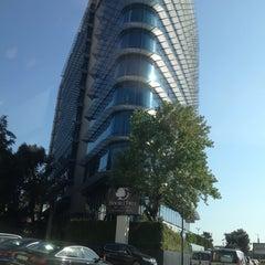 Photo taken at DoubleTree by Hilton Hotel Istanbul - Moda by Sureyya U. on 8/24/2013
