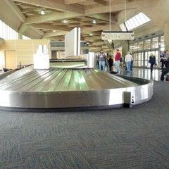 Photo taken at Kansas City International Airport (MCI) by Kristian C. on 4/21/2013