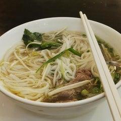 Photo taken at Phở 24 @ Vincom Center B by Spencer N. on 3/13/2014