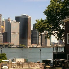 Photo taken at Governors Island by Thrisha A. on 6/21/2014