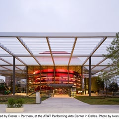Photo taken at AT&T Performing Arts Center by AT&T Performing Arts Center on 1/8/2014