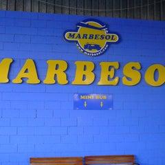 Photo taken at Marbesol by John G. on 2/3/2014