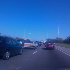 Photo taken at Stevenson Expressway (I-55) by Dianne 💞 on 10/8/2013