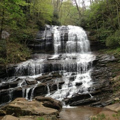 Photo taken at Pearson's Falls by Zachary T. on 4/18/2013