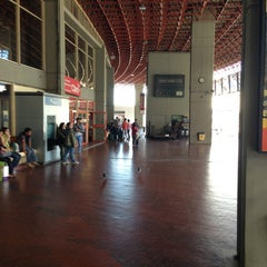 Photo taken at Terminal de ómnibus de Córdoba by Marcos D. on 3/3/2013