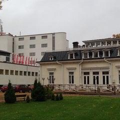 Photo taken at Kylpylähotelli Rantasipi Aulanko by Tiina S. on 10/11/2013