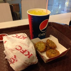 Photo taken at KFC by Adrian S. on 5/28/2014