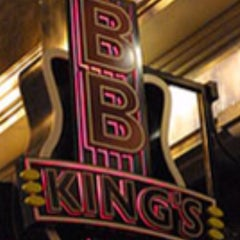 Photo taken at B.B. King's Blues Club by Donna R. on 9/9/2013