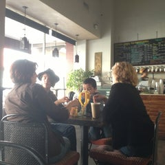 Photo taken at Cafe Ten Forward by Malaise on 4/2/2013