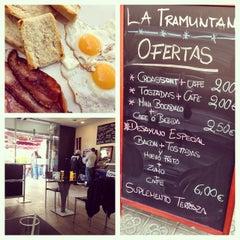 Photo taken at La Tramuntana by Malaise on 6/5/2014