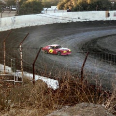 Photo taken at Barona Speedway & Dragstrip by Jason M. on 10/12/2014
