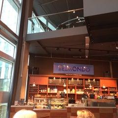Photo taken at Caffè Belmondo by Guy M. on 10/30/2014
