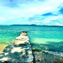 Photo taken at Umang Island Resort by Arif H. on 12/18/2014