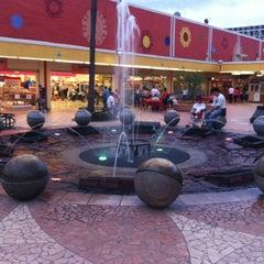 Photo taken at Plaza del Sol by Elizana O. on 7/28/2013