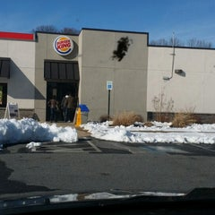 Photo taken at Burger King® by Peggy S. on 2/17/2014
