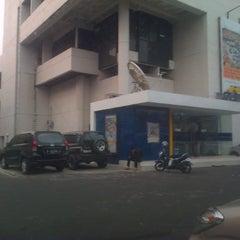 Photo taken at Bank Mandiri by Pandu N. on 9/5/2014