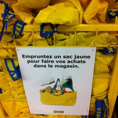 Photo taken at IKEA by Céline P. on 8/17/2013