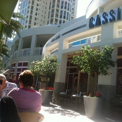 Photo taken at Cassis American Brasserie by Katie D. on 11/21/2012