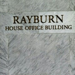 Photo taken at Rayburn House Office Building by Jeffrey W. on 7/9/2015