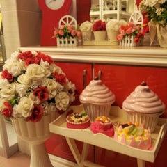 Photo taken at Mira Cake House by nurulrasidah n. on 10/22/2012