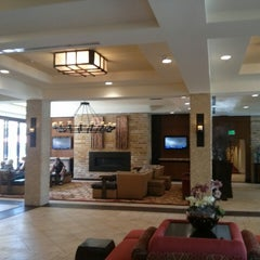 Photo taken at Napa Valley Marriott Hotel & Spa by Roy W. on 6/15/2013