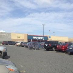 Photo taken at Walmart Supercenter by Michael R. on 3/8/2012