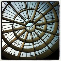 Photo taken at Pinakothek der Moderne by Gries C. on 5/17/2012